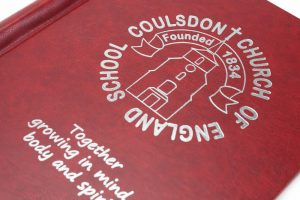Coulsdon School Binder