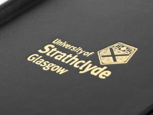 Strathclyde University Binder