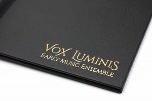 Vox Luminis Binder