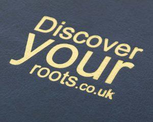 personalised company binders