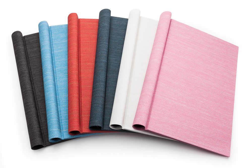 canvas binders springback binders